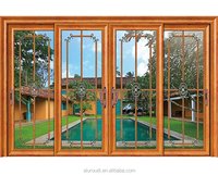 New design china factory sliding door sydney melbourne perth popular with low price