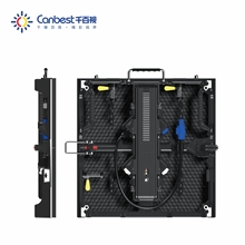 Flexible mixed splicing p2.9 curved indoor rental led display for concert/exhibition
