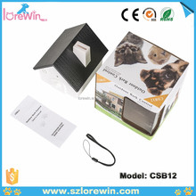 LoreWin CSB12 Factory Wholesale High Quality Pet Training Dog No Bark Collar Upgraded Ultrasonic Repeller Outdoor Bark Control
