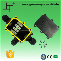 3 way & 4 way ip68 cable gland junction box for underwater light