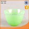 40ml Mini Glass jade bowl for food safe round shape glass bowl