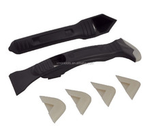 Silicone Remover and grout finisher Kit
