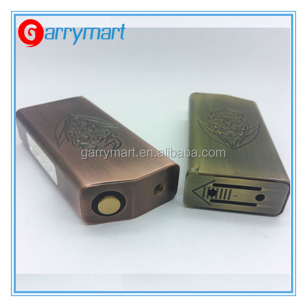 Shenzhen Garrymart 2015 newest version wholesale el diablo box mod, best vaporizer with wholesale price on el diablo