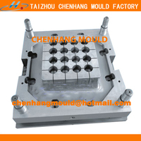 2016 various bottle collapsible crate mould for germany use
