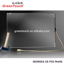 17inch general open industrial frame touch monitor of SAW touch monitor