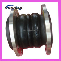 competitive price and best offer flanged rubber joint