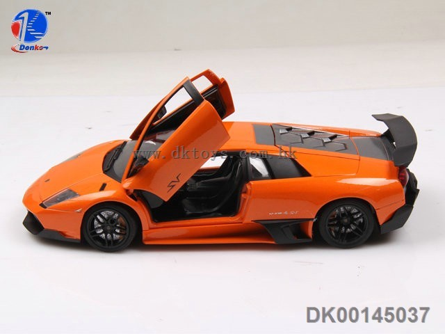 1:18 Cool Sliding Car, Die Cast Miniature Car Model Toy