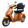 trade assurance factory customize 3 wheel electric mobility tricycle