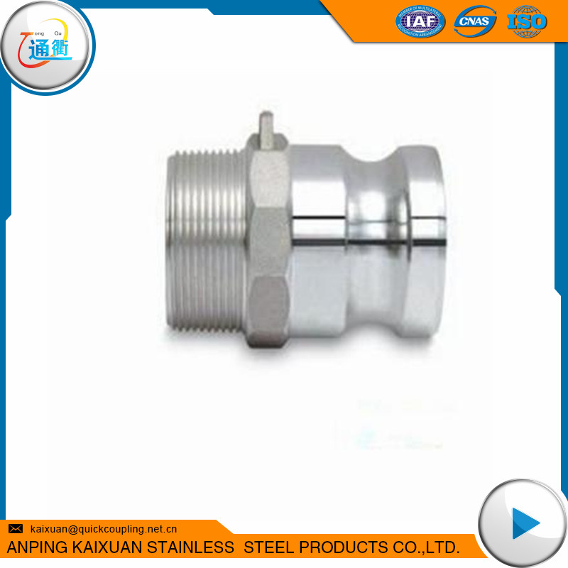 sweet puff glass pipe coupling type e brass quick camlock camlock hose crimping fittings