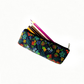 DIY colorful pencil case
