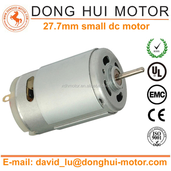 12v Motor Rs-395 Micro Motor With Worm Gear,Carbon-brush Micro Dc ...