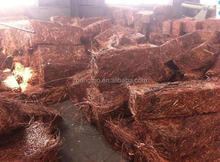 2016 Copper Scrap 99.9% with Good Quality
