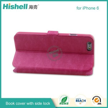 2015 wholesale Leather case for Iphone 6