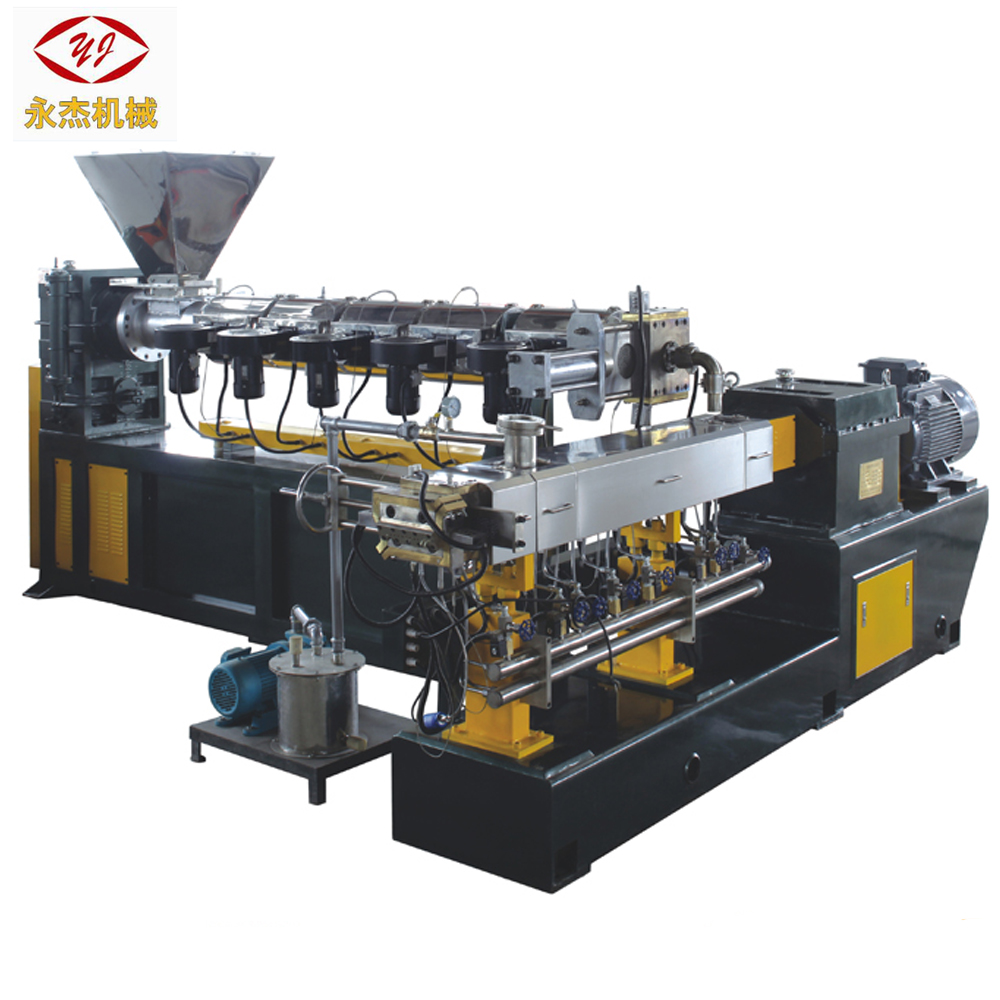 Plastic Double screw extruder/Twin Screw Extruder granule making machine