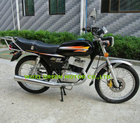 Classic motorcycle ax100 2 stroke bike royal