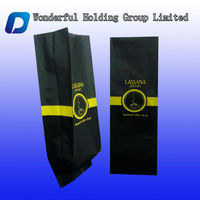 250g 500g Customized valve coffee filter bag