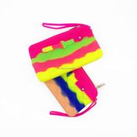 Women Fashion Silicone Hand Bag Silicone Ladies Fancy Hand Purse