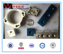 Professional aluminum cnc machining parts with anodizing made in whachinebrothers ltd.