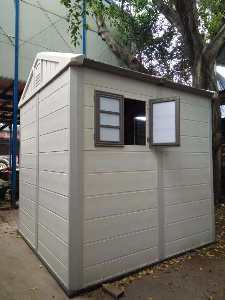 low price Plastic moveable house made in China
