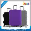 Encai Travel Luggage Spandex Cover Protector Solid Color Luggage Case Cover
