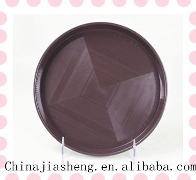 good quality plastic anti-slip tray for waiter