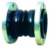 DN40 Double Sphere rubber expansion joint