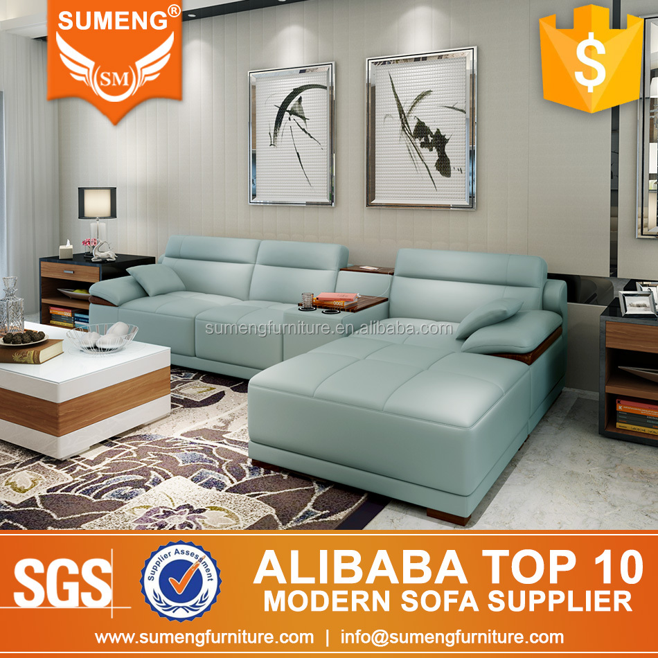 SUMENG latest designs for sofas 2013 with USB Charge