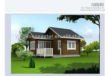 low price wooden chalet kit