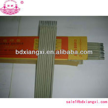 300m-450mm solid rutile brass coated welding stick awsE6013 company