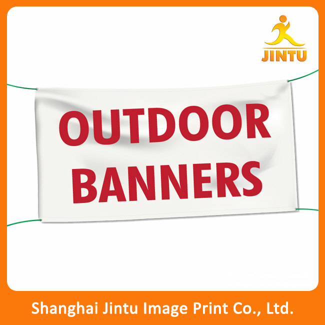 2016 Custom Pinted Vinyl pvc Bunting Advertising Banner