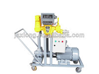 large flow mobile fuel car / tanker / quick oiling machine / kkerosene / mass flow oil filling equipment