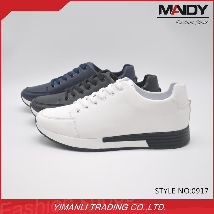 2017 latest design mens running shoes sports trainers shoes