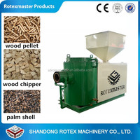 Automatic Biomass pellet burner