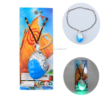 Movie Moana Waialiki Cosplay Necklaces With Light, Music for Kids Adult Women Amazon Hot sales