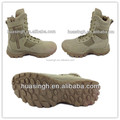 army troops combat type suede leather breathable and lightweight desert boots
