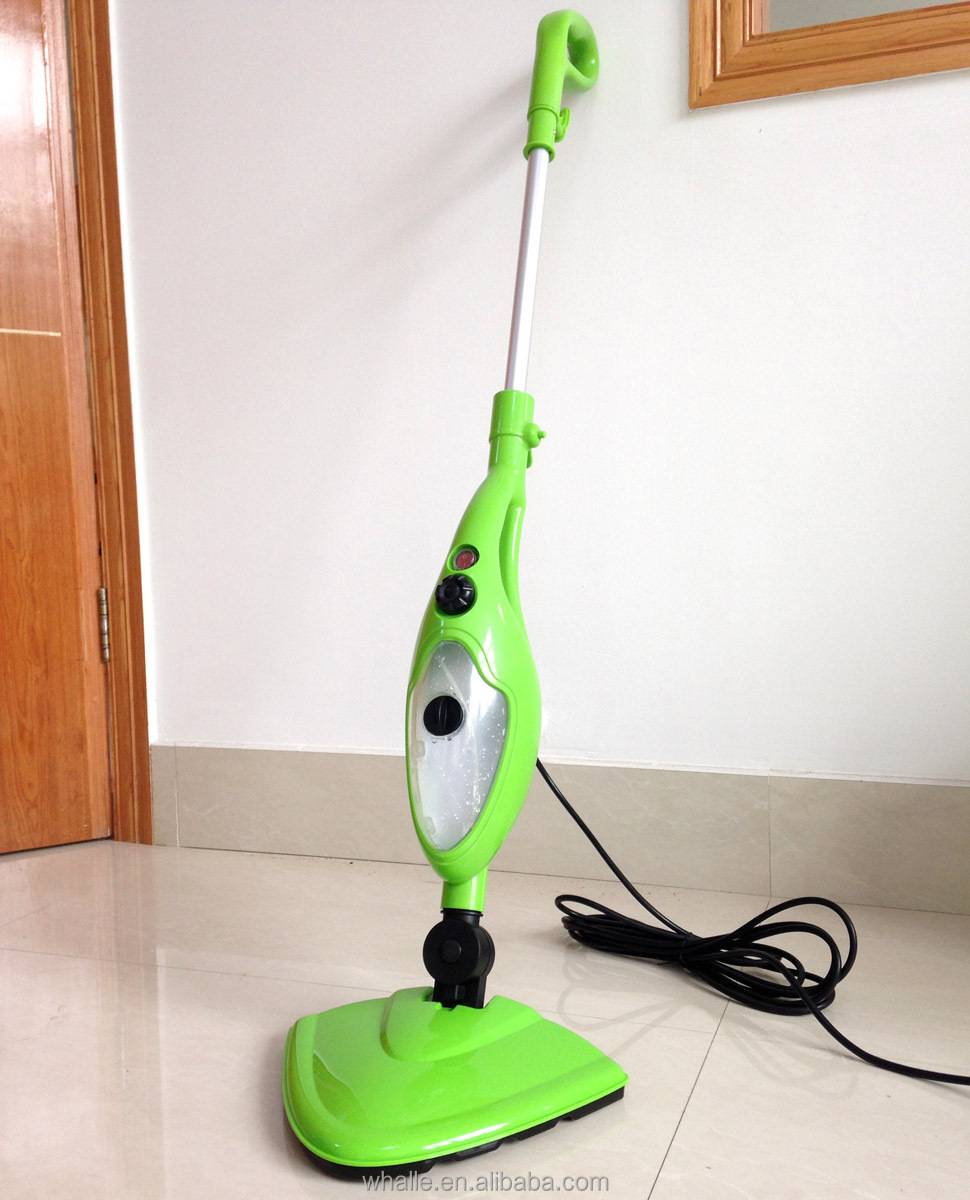 WHL-802 2015 HOT selling cheap multifunction home floor carpet 1300W 1800W steam cleaner 12 in 1 steam mop X12 as seen on TV