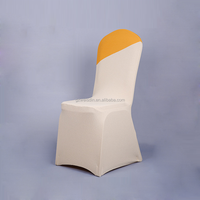 Weisdin spandex fabric chair cover for dining chairs & high bar cocktail table cloth wholesale