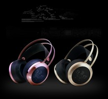 Novelty LED Light Glowing headphones for Kids Girls Silent Disco Wired headphone for iphone MP3