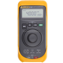 Compact Fluke 707 Loop Calibrator with Quick Click Knob, original FLuke 707 loop calibrator