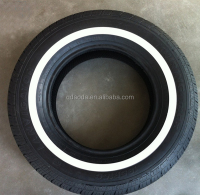 2014 new tires China top brand size 195/70R15C P235/75R15 Wsw white side wall passenger car tyres
