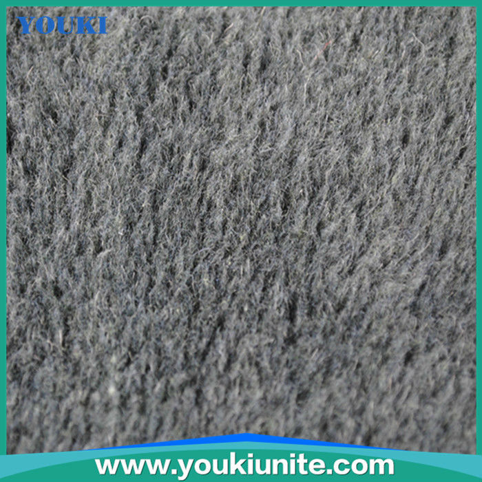 competitive price strong quality real fur fabric