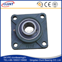 Pillow block ball bearing ucf202 ucf203 bearings house 86*86*25.5
