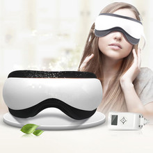 Wireless Eye Massager with Compression, Vibration, Compression and Music