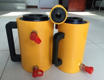 Cheap Hollow Hydraulic Cylinder for Mechanical Construction Engineering