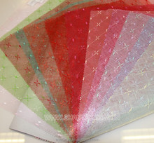 100% Polyester mosquito net fabric