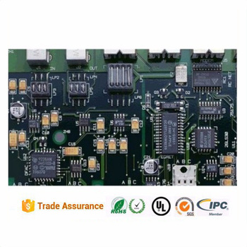 94v0 Circuit Board Inverter Welding PCB Board Assembly, Powerbank PCB, LED PCBA Assembly