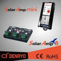 High quality Japanese solar charge controller for small solar cell module alay