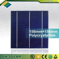 High Efficiency China 6 inch Multi Crystalline Solar Cell Price