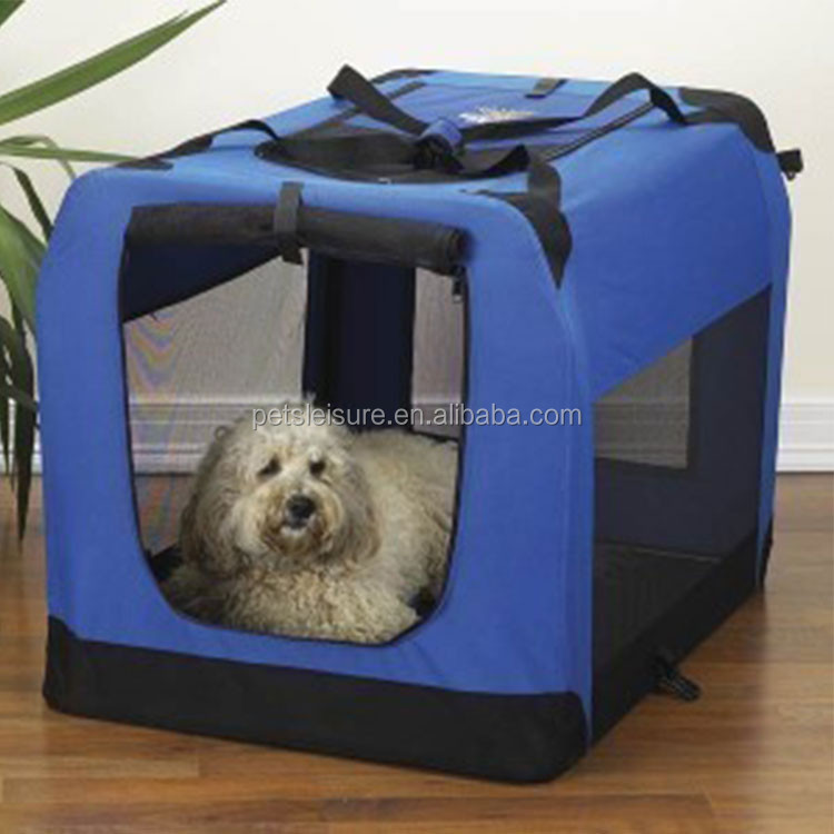 Airline approved Portable dog soft crate