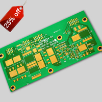 Low cost wholesale 94v0 rohs custom ps4 controller pcb board